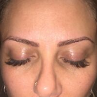 Extension de cils 45$