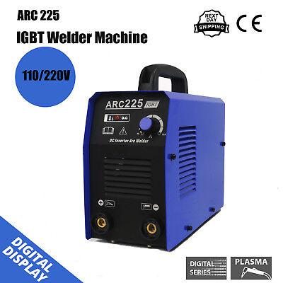 Mma Arc Interver Igbt Stick 110220v Dc Portabel Welder Welding Machine