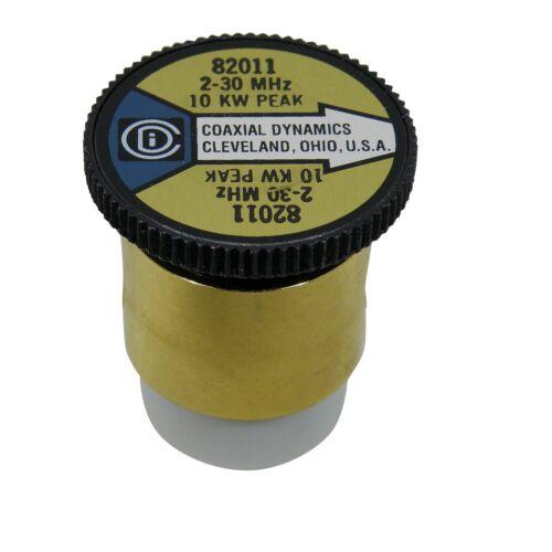 Wattmeter Element Slug 10000W 10KW 2-30 MHz Bird 43 Coaxial Dynam 82011 (10000H)