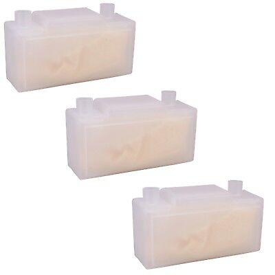 3 X FERRO DA STIRO GENERATORE VAPORE ANTICALCARE Cartucce filtro per
