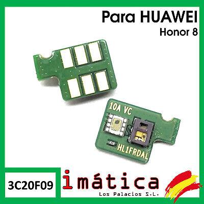 SENSOR DE PROXIMIDAD PARA HUAWEI HONOR 8 FRONTAL FLEX CABLE LED PLACA