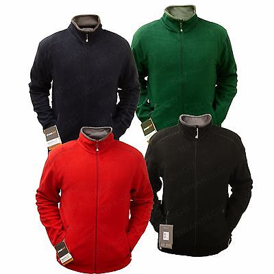 MENS REGATTA FULL ZIP ANTI-PILL MICRO FLEECE NEW JACKET