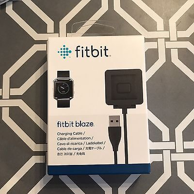New In Box Fitbit Blaze Charger