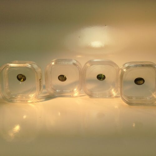 Moldivite gemstones 9x7 MM