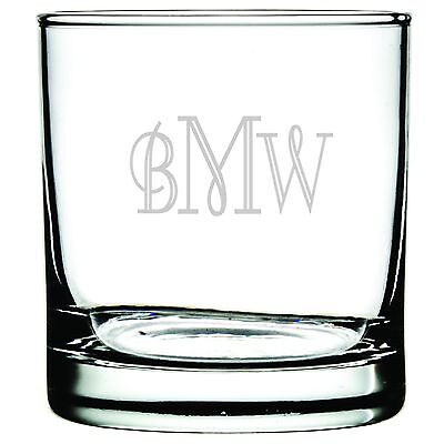 Personalized Rocks Glasses (Engraved Customized Personalized Rocks Old Fashion Whiskey Highball)
