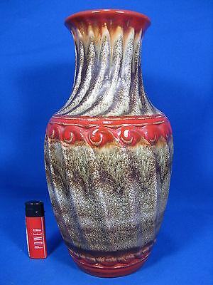 Beautyful 60´s design Carstens Keramik vase 7222 - 30 / Schöne 60er Jahre Vase