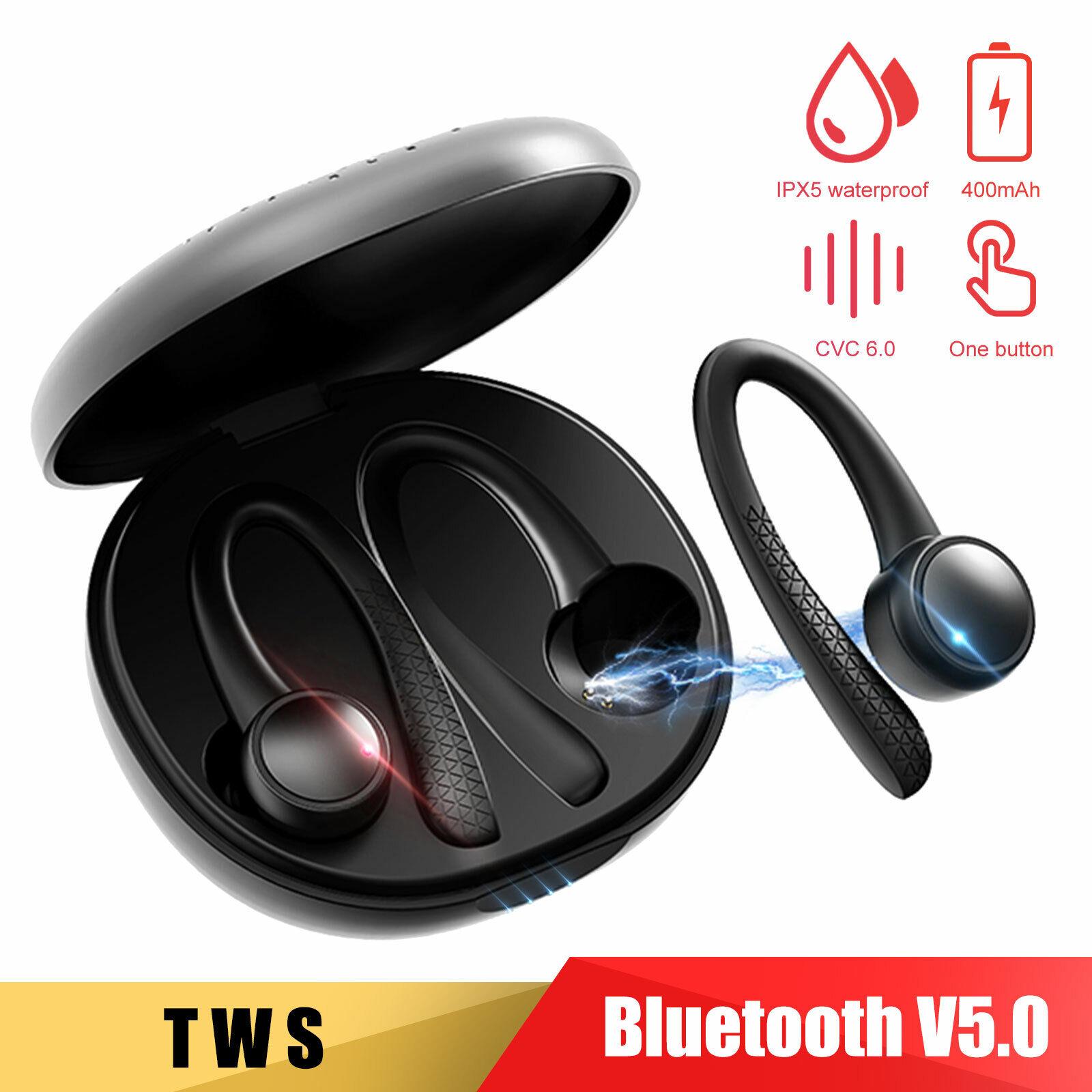 Wireless Earbuds, Bluetooth Headphones 5.0 True Wireless Sport Earphones Headset