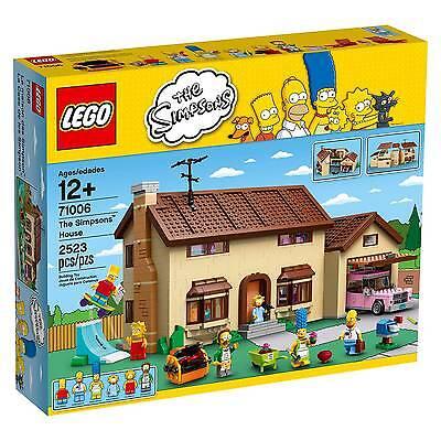 Lego - LEGO® The Simpsons™ House 71006