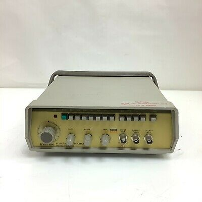 Gw Instek Fg-8015g Analog Function Generator