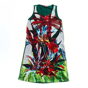 smash! Damen Kleid Mehrfarbig Gr. M Kleid