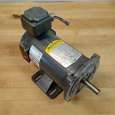 Baldor Cdp3310 33-2024z118 Dc Motor. Hp14 Rpm1750 Frame56c - Used