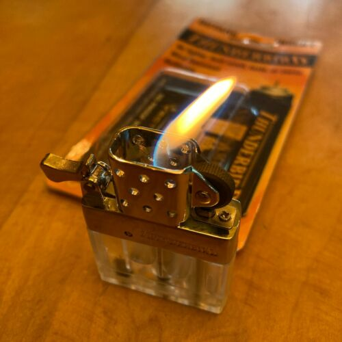 KGM Vector Butane Flip Top STANDARD Lighter Insert