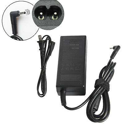 65W Laptop Charger for Acer Chromebook 11 13 CB3-111 CB5-311 Power Supply US