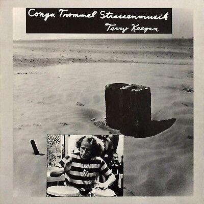 Terry Keegan – Conga Trommel Strassenmusik PRIVATE SAMBA SYNTH BREAKS PERCUSSION