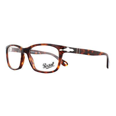 Persol Glasses Frames PO3012V 24 Havana 54mm