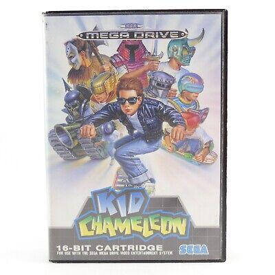 Kid Chameleon für SEGA Mega Drive / SMD comprar usado  Enviando para Brazil