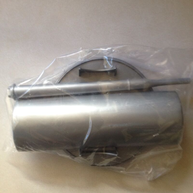 HOMERIGHT Splatter Shield Fill Tube Paint Can Cover Kit Contractor Handy Grey !!