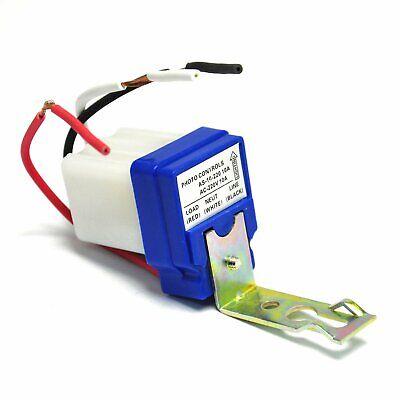 Usa Automatic Auto On Off Street Light Switch Photo Control Sensor For Ac 220v