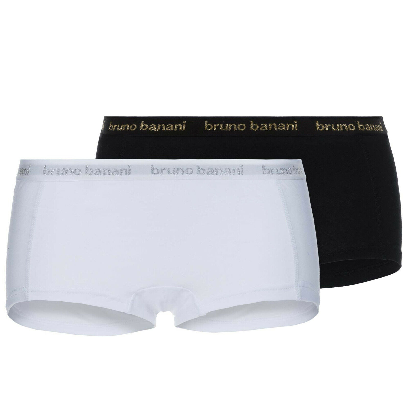 Bruno Banani 2er Pack Damen Panty Artikel 3304-1866