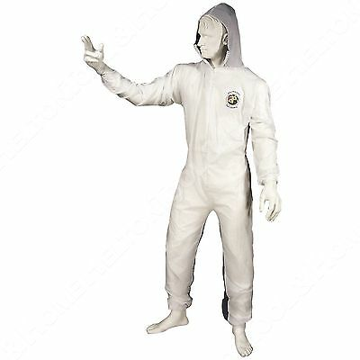New Astro Pneumatic 4569 Nylon and Cotton XXX-Large Reusable Painting Coverall