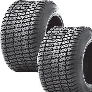 2-15x6-00-6-15-6-00-6-Riding-Lawn-Mower-Garden-Tractor-Turf-TIRES-P332-4ply