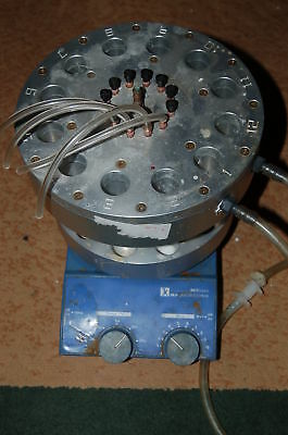 Ika Hotplate Stirrer Reactor Hot Plate Genevac Werke
