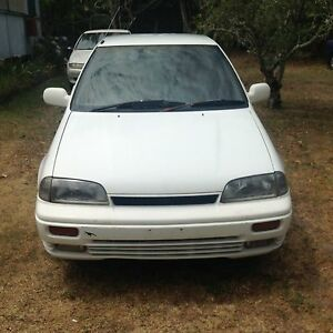 Suzuki swift gti 1300 twin cam Palmers Island Clarence Valley Preview