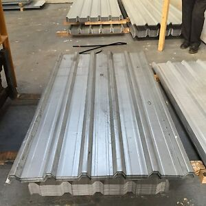 Brand New 6Ft Box Profile Galvanised Roofing Sheets