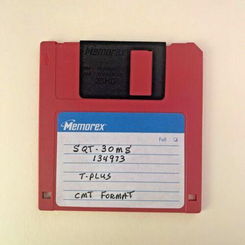 Mazak SQT-30MS CMT Format Disk with TPlus Control -  M214