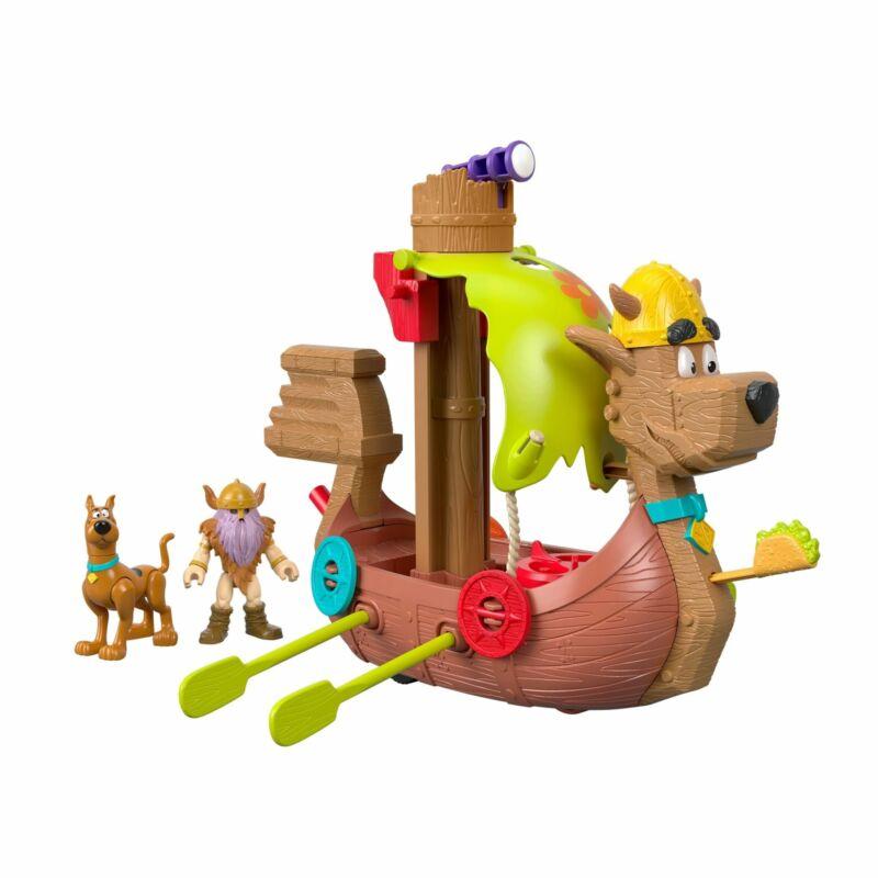 Imaginext Scooby-Doo Viking Ship