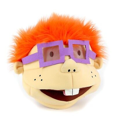 Chuckie Finster Halloween (nickelodeon Chuckie Finster Oversized Plush Mask)