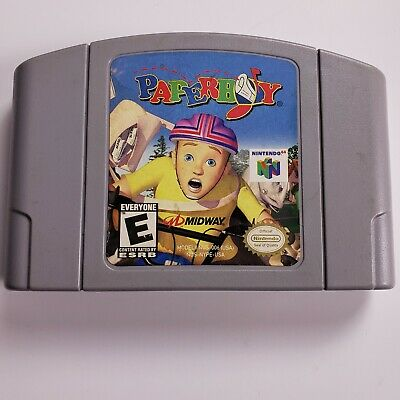 N64 Paperboy Nintendo Tested Authentic N64 Game
