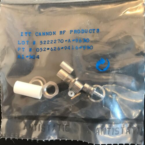 052-626-9416-990 ITT CANNON CABLE CONNECTOR