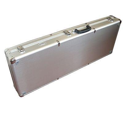 Spider Aluminium Universal Electric Guitar Hard Flight Case