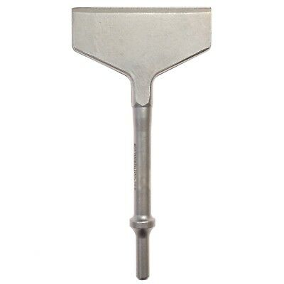 4-in Wide Machine Sharpened Tile Thinset Removal Bit 0.401 In Shank