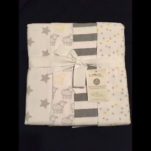 Brand new giftable receiving blankets