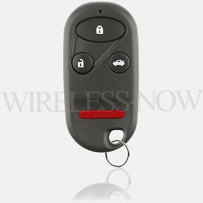 Car Key Fob Keyless Entry Remote 4Btn For 1998 1999 2000 2001 2002 Honda Accord