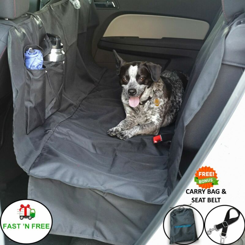 Dog Car Seat Cover for Cars/Trucks/SUV