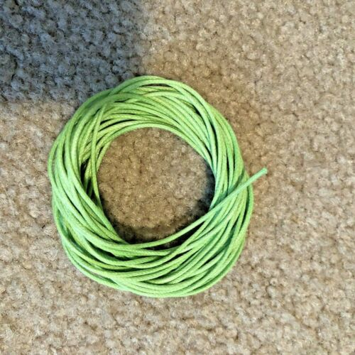 Strong spinning wheel drive band - Lime
