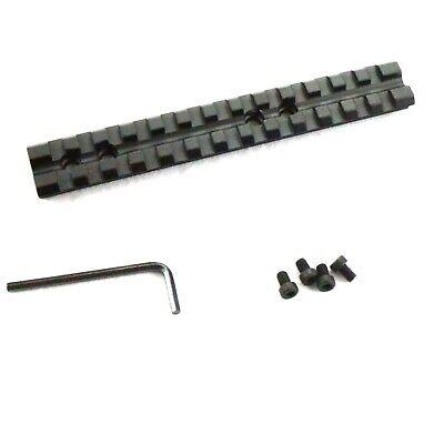 Mossberg Shotgun 500/590/835 Picatinny Weaver Scope Sight Rail Mount Maverick -
