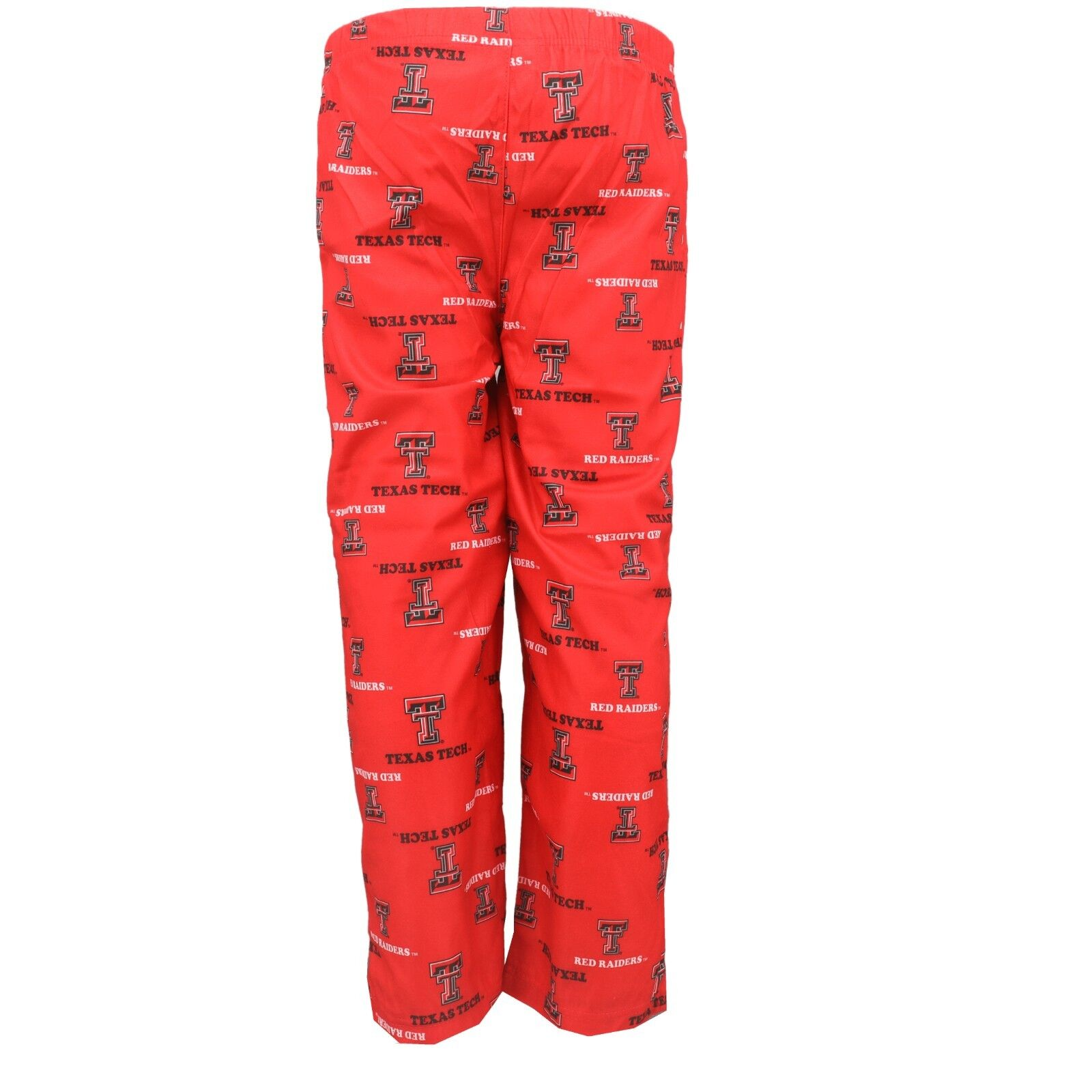 hot sale online ebc22 34384 Details about Texas Tech Red Raiders NCAA Kids Youth Size Print All Over  Pajama Pants New Tags