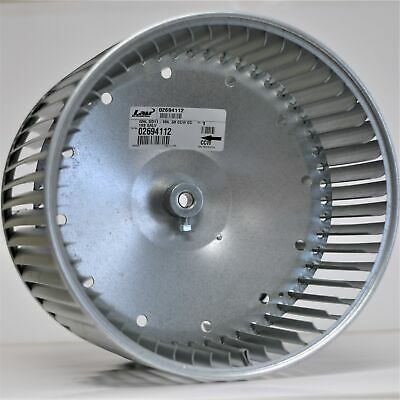 026941-12 Lau Dd11-10a Blower Wheel Squirrel Cage 11-34 X 10-58 X 12 Ccw