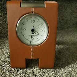 Table Shelf Mantle Clock, Michael Graves Design