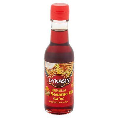 Dynasty Premium Hot Japanese Sesame Oil  - 5 (Hot Sesame Oil)