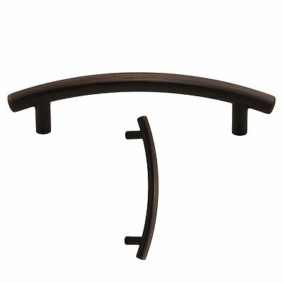Hardware Pull Oil - Contemporary Kitchen Cabinet Hardware Pull 3 3/4