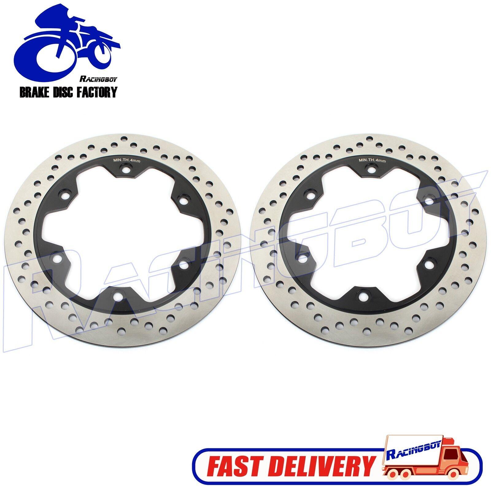 Brake Disc Rotor for Honda VFR400 R 87-88,VFR400 Z 87,VFR750 F 86-87,for Triumph