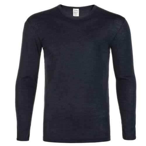 Men Merino Wool Base Layer Light 250 Crew Shirt Medium, Large, Xlarge 2Xlarge