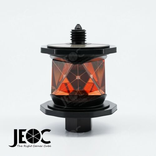 JEOC MPR122, Accurate 360 Degree Reflective Prism for Leica ATR Total-station