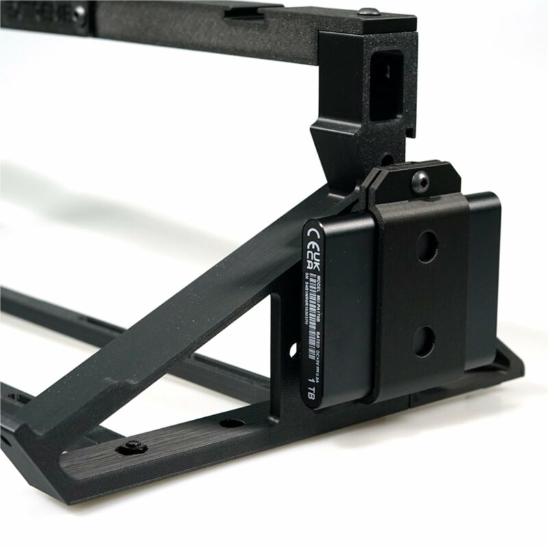 SSD Holder for PK1 Extreme Stand for ATEM Mini Extreme (Compatible with Samsung