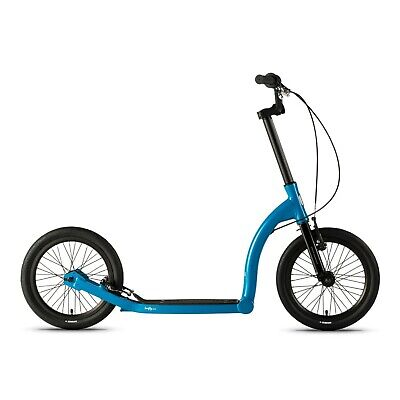 Off-road Adult Scooter | SwiftyAIR MK2 | Swifty Scooters | Hero Blue